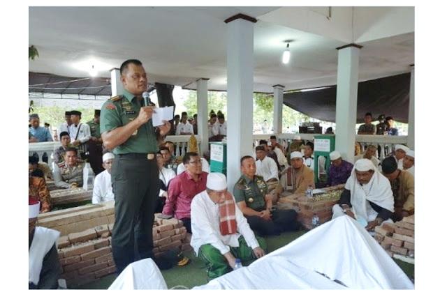 Panglima TNI Beberkan Kelompok Kecil Yang Bahayakan NKRI, Ini Ciri-cirinya