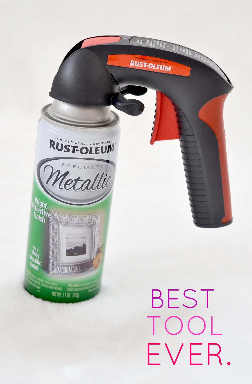 LiveLoveDIY: 10 Things You Should Know About Spray Paint