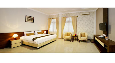 kamar Triple C Guest House losmen baru lembang