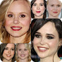 Alison Pill and Ellen Page look alike Talented Love Pages in Movies looks like Core Creative Heart Pills within Films