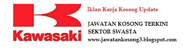 Jawatan Kosong Kawasaki Motors Malaysia Berhad