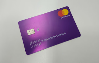 nubank novo visual