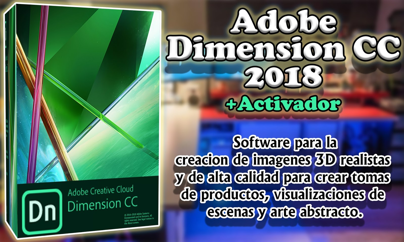 Adobe Dimension Cc 2018 Download Free Crack For Mac