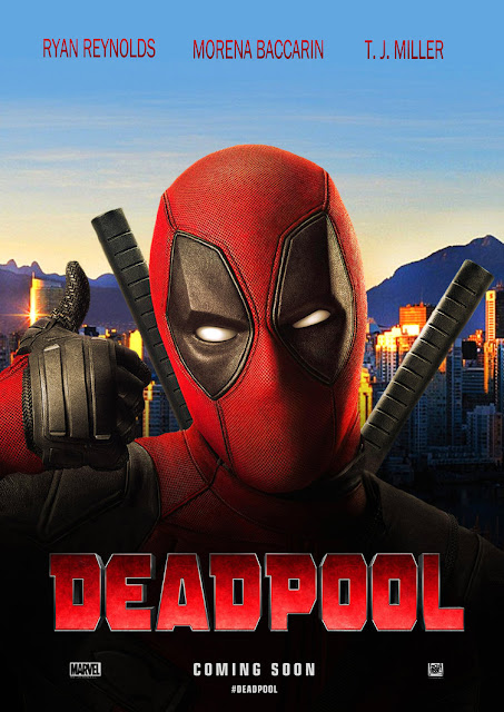 Deadpool (2016) ταινιες online seires oipeirates greek subs