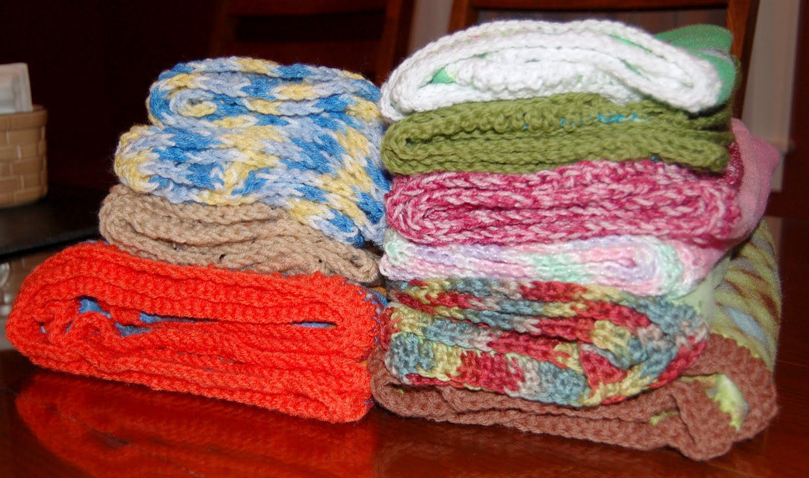 Crochet For A Cause Project Linus Petals To Picots