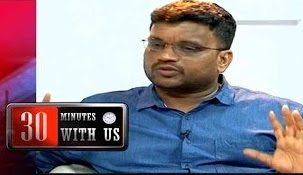 30 Minutes With Us – Director Arivazhagan