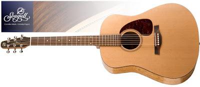 đàn guitar Seagull