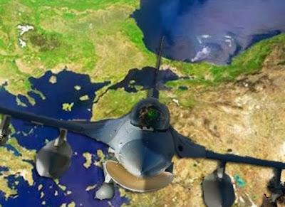 Συνετρίβη ρωσικό μαχητικό αεροσκάφος στη Σεβαστούπολη!