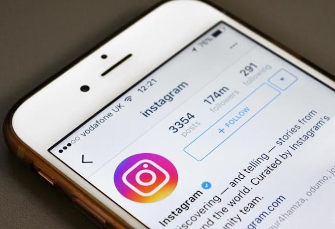 Dados de cerca de 50 milhões de usuários do Instagram teriam ido parar na web