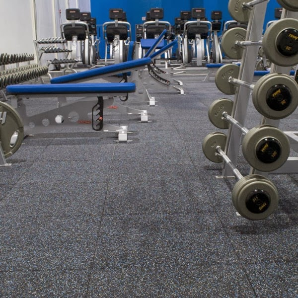 pisos de goma para gimnasios