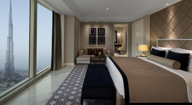 فندق  Taj Dubai
