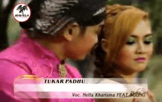 Lirik Lagu Tukar Padhu - Nella Kharisma