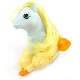 MLP Tiny Bubbles Year Three Baby Sea Ponies G1 Pony