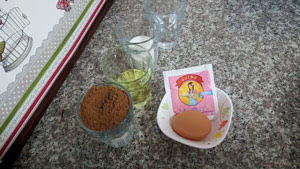 تحلية بالكرامال و الشوكولا - مطبخ ام وليد