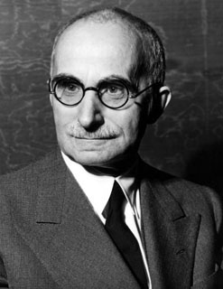 Luigi Einaudi was President of the Italian Republic from 1948 to 1955