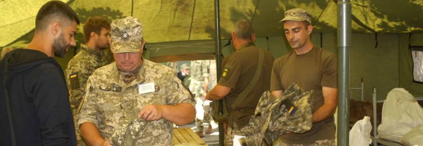 Призов резервістів без мобілізації суперечить інтересам ветеранів – Юридична сотня