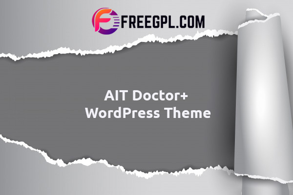 AIT Doctor+ WordPress Theme Nulled Download Free