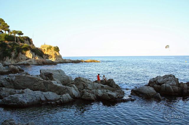 Cala Banys, Lloret de Mar