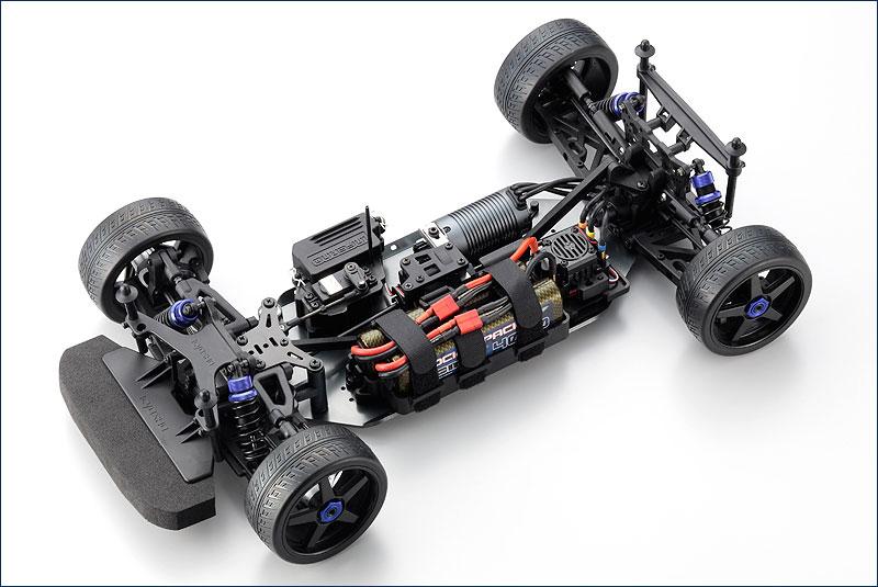 Car Club Inc: KYOSHOSAN: Inferno GT2 Race SPEC Ceptor