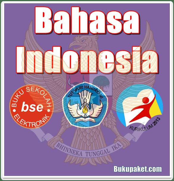 Buku Paket BSE Bahasa Indonesia Kurikulum  Kumpulan Buku Paket BSE Bahasa Indonesia SD/MI Lengkap