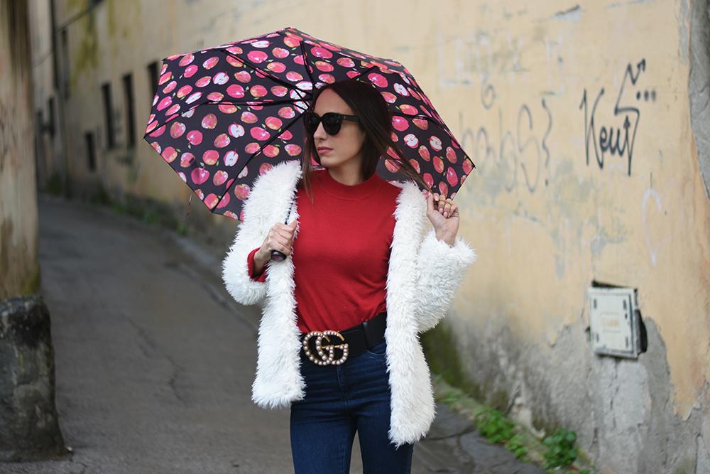 ombrello accessorio fashion