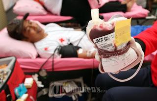 Pentingnya Donor Darah Menurut Masyarakat Bandung #opini