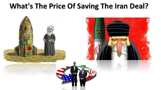 What's The Price Of Saving The Iran Deal?