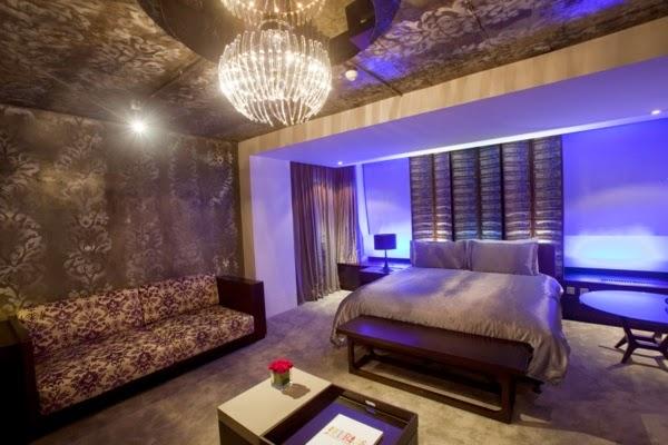 Dormitorio principal elegante