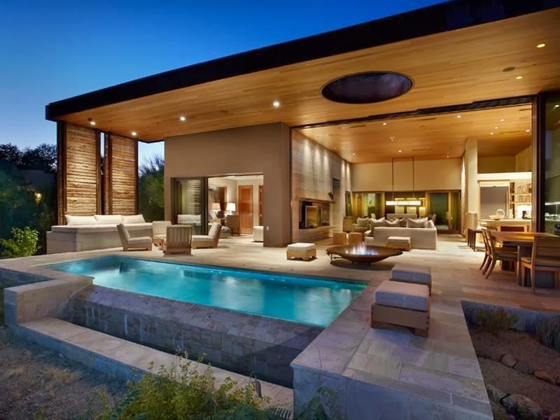 Luxury Hotels: Miraval Resort, Arizona
