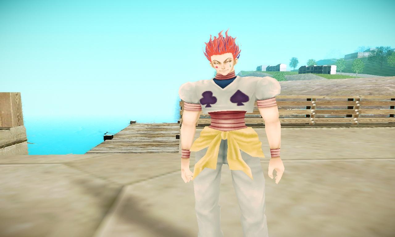 Hisoka Hunter X Hunter