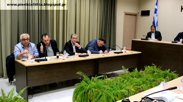 Θανάσης Λιακόπουλος : Μόνο μια θέση για την ΔΕΥΑΚ; (ΒΙΝΤΕΟ)