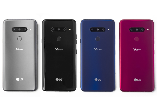 LG V40 ThinQ goes official with 6.4-inch QHD+ OLED FullVision display and Five cameras