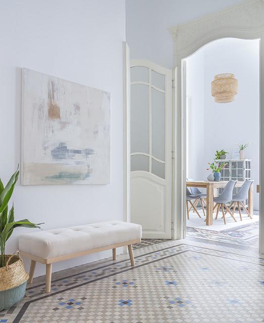 [Home Tour] Vivienda con encanto en Valencia