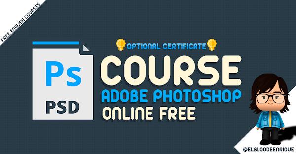 Course photoshop online free
