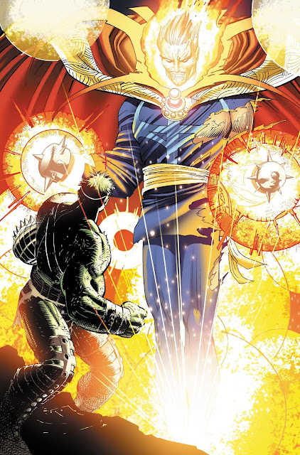doctor strange hulk