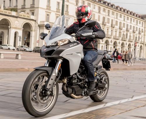 Ducati motor indonesia kemali merilis produk gres di tanah air Harga Ducati Multistrada 950, Review & Spesifikasi Agustus 2017