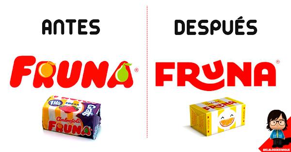 Fruna: los Sugus peruanos estrena nueva imagen y logotipo 2016