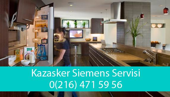 Kazasker Siemens Servisi