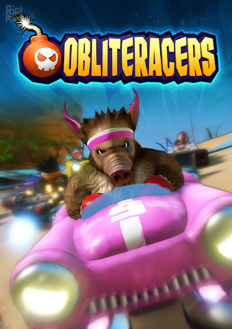ObliteRacers Download Cover Free Game