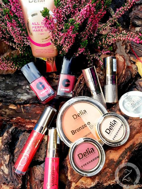 produkty do włosów, paznokci, makijażu, twarzy, ciała, a także hennę
