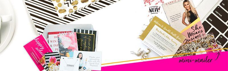 Best lifestyle subscription boxes - Sparkle Hustle Grow