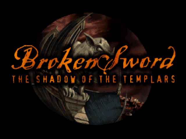 Broken Sword title screen
