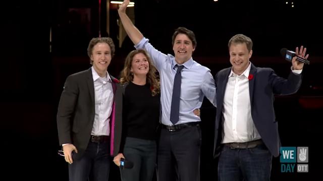 Justin-Trudeau's-Inspirational-Speech