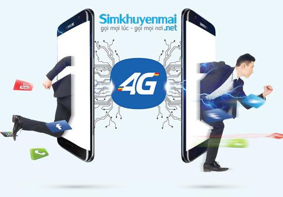 Đăng ký 4G Mobifone, Sim 4G Mobifone