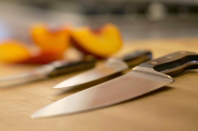 Resultado de imagen para manten tus cuchillos afilados