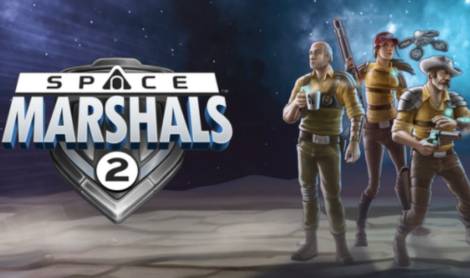 Game Bergenre Stealth - Space Marshals 2