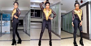 Bobrisky is getting hotter everyday as he shows off his 'growing' butt in new photos