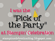 Stampin' Celebration 11/9/14