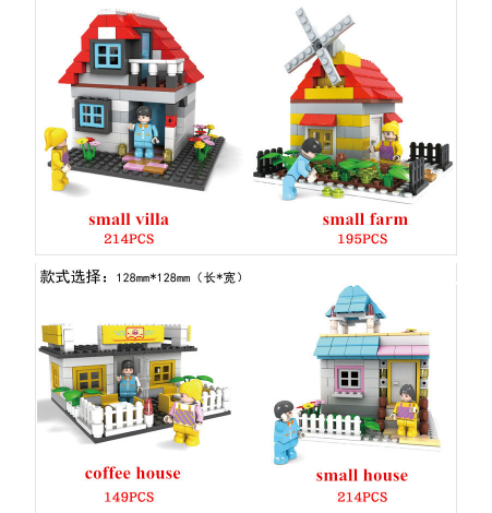 Bricks And Figures: Generic Brand Small Modular Buildings with ...