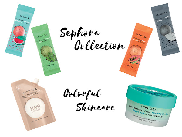 Beauty News - Sephora Collection Colorful Skincare